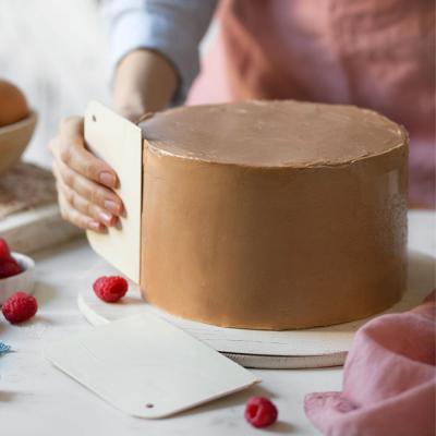 Juego 2 espátulas masas pan y pastelería