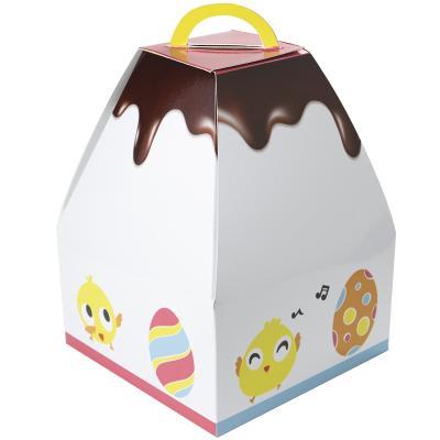 Caja para Monas pascua Chocolate 28x28x26,5 cm