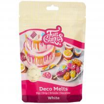 Deco Melts Funcakes 250 gr Blanc