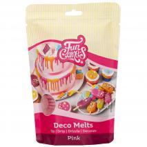 Deco Melts Funcakes 250 gr Rosa