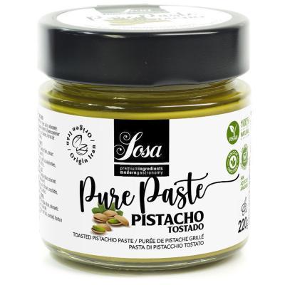 Pasta de Pistacho Home Gourmet 220 g
