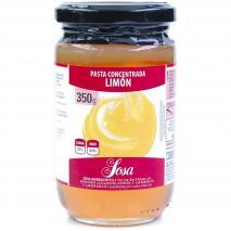 Pasta concentrada Limón natural Sosa 350 g