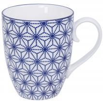Taza té japonés Nippon blue 380 ml estrella