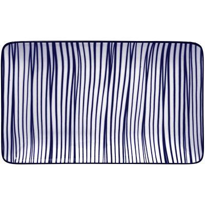 Bandeja Nippon Blue línia 21x13 cm