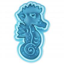 Tallador decorador Cavallet Mar 5,5 cm
