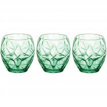 Set 3 vasos Oriente agua