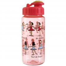 Ampolla aigua amb canyeta Ballet