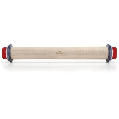 Rodillo madera 3 grosores intercambiables