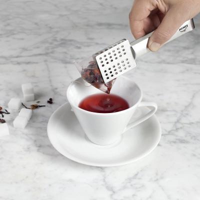 Pinzas exprimir bolsas té e infusiones