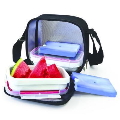 2 enfriadores neveras ice pack 200 ml