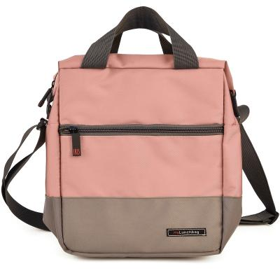 Bolsa porta fiambrera Urban Soft bicolor