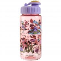 Ampolla aigua amb canyeta Secret Garden