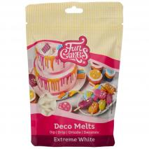 Deco Melts Funcakes 250 gr Blanco extremo