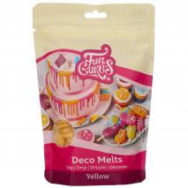 Deco Melts Funcakes 250 gr Amarillo