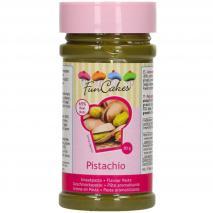 Aroma en pasta de pistacho Funcakes 80 g