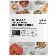 """Libro """"El millor de la cuina al microones"""" (CAT)"""