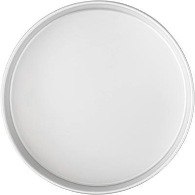 Molde redondo aluminio 25 cm 7,5 h