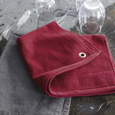 Toalla de cocina Curl 100% algodón con anilla manz