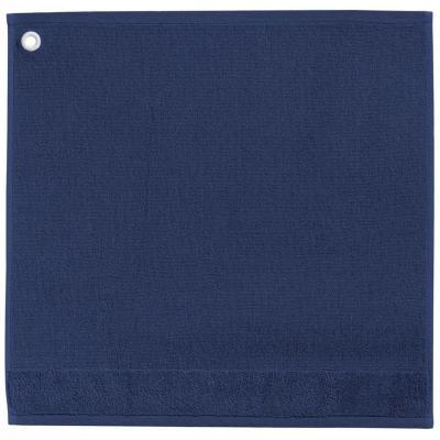 Toalla de cocina Curl 100% algodón azul tinta