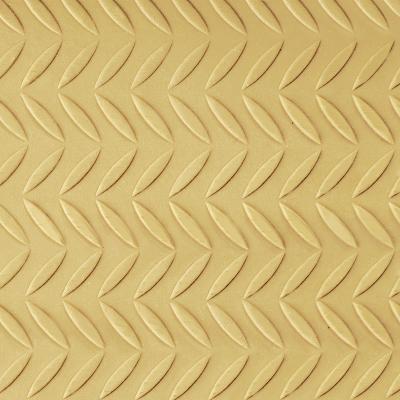 Rodillo con patrón grabado Seed madera 39 cm