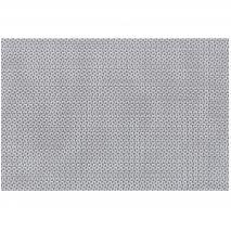 Estovalla individual 30x45 cm Triangle gris