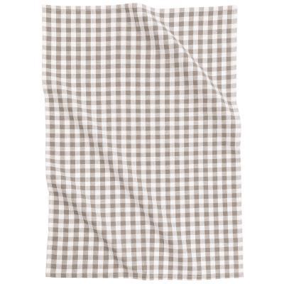 Set 3 paños de cocina 100% algodón  XL-Lines taupe