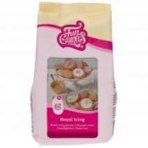 Preparat per Royal Icing glaça Funcakes 450 g