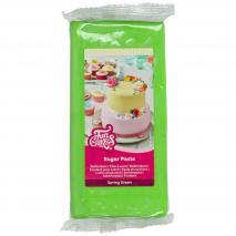 Fondant Funcakes 1 kg verde primavera