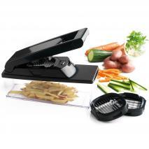 Cortador verduras Mastrad negro