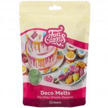 Deco Melts Funcakes 250 gr Verde