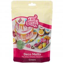 Deco Melts Funcakes 250 gr Verd