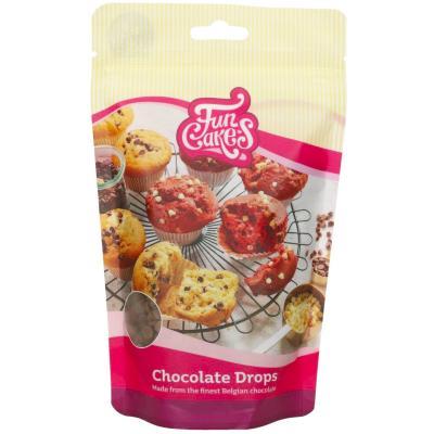 Drops Chocolate con leche Funcakes 350 g