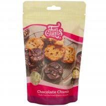 Pepitas de chocolate blanco Funcakes 350 g