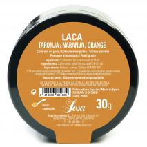 Colorante laca liposoluble polvo 30 g naranja