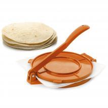 Premsa tortitas mexicanes 20 cm