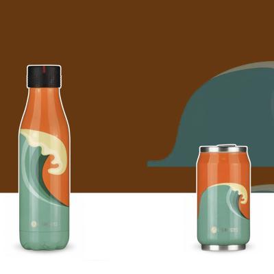 Botella térmica UP 500 ml Wave