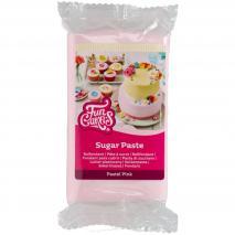 Fondant Funcakes 250 g rosa pastel