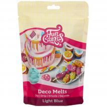 Deco Melts Funcakes 250 gr Azul claro