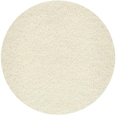 Sprinkles nonpareils Funcakes 80 g blanco