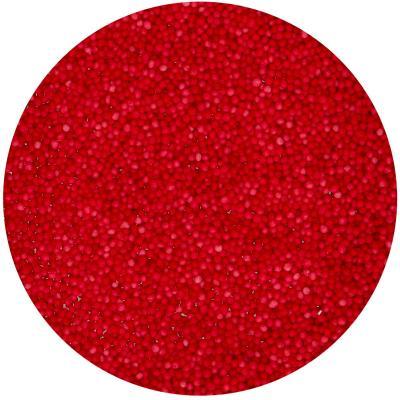 Sprinkles nonpareils Funcakes 80 g rojo