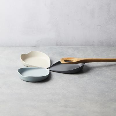 Reposa cucharas cocina bambú