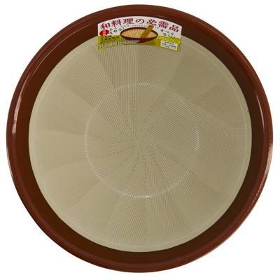 Mortero japonés suribachi base silicona