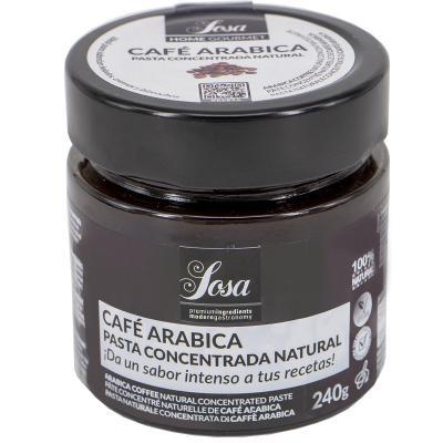 Pasta concentrada Café Arábiga Sosa 250 g