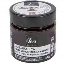 Pasta concentrada Café Arábiga Sosa 240 g