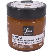 Pasta concentrada de Mango Sosa 250 gr