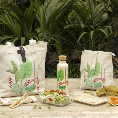 Bolsa plegable con cremallera Snack bag Bali