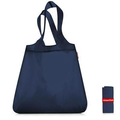 Bolsa compra plegable shopper Dark blue