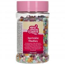 Sprinkles Medley Sirena Funcakes 180 g