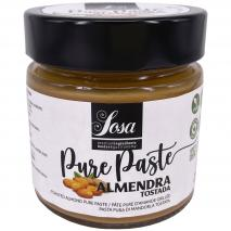 Pasta pura Almendra tostada Sosa 220 g