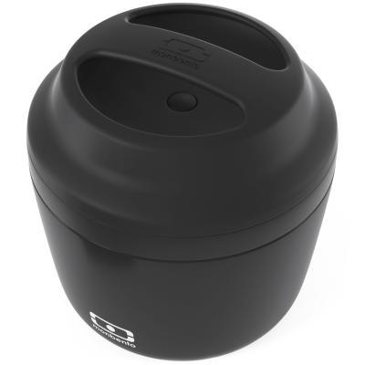 Termo sólidos Monbento acero 550 ml negro